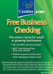 Centier Newsletter Checking 2013