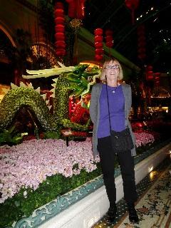 Dragons in Vegas