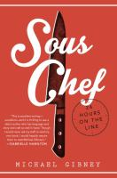 %22Sous Chef%22 cover