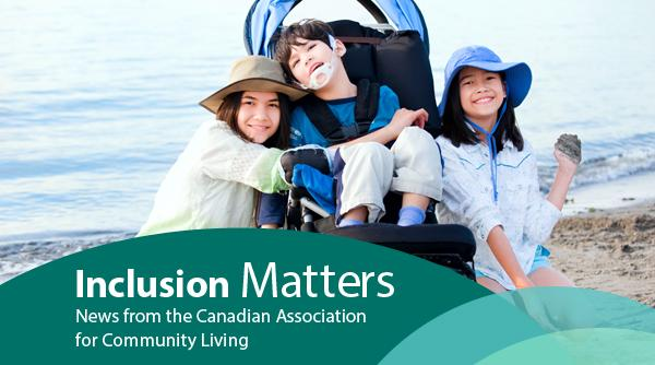 Inclusion Matters Newsletter Masthead