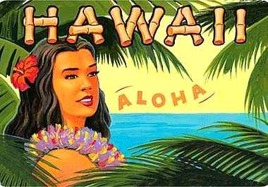 Vintage Aloha Hawaii