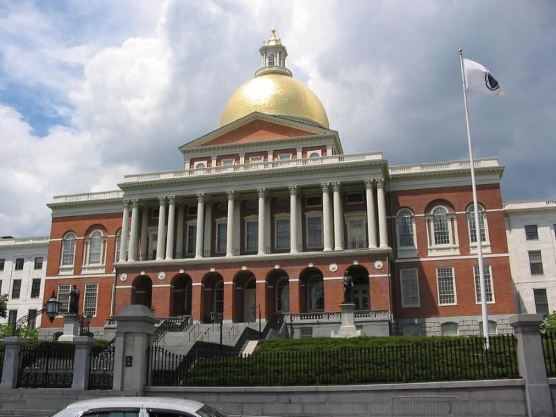 state house capitol boston