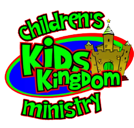 Kids Kingdom Logo w wording
