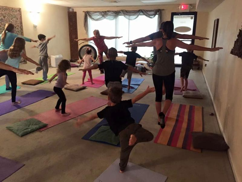 Family Yoga with Linda