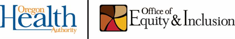 Oregon Health Authority Office of Equity _ Inclusion logo