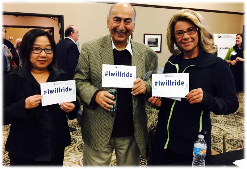 #IWillRide Supporters
