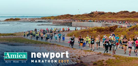 Amica Newport Marathon