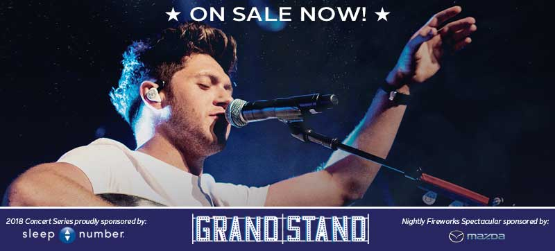 Niall Horan_Flickr World Tour 2018 with special guest Maren Morris_