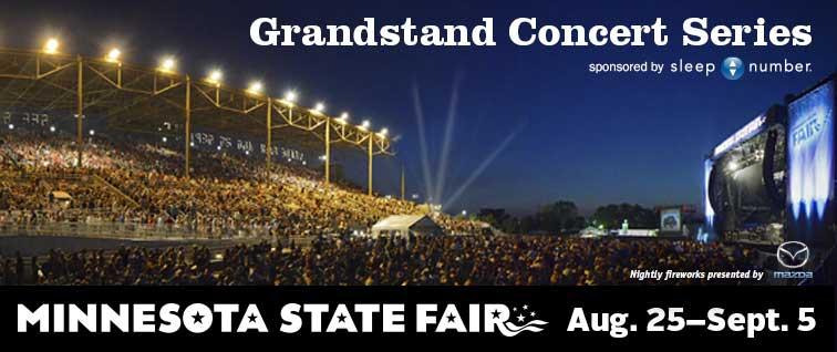 2016 Grandstand Concert Series