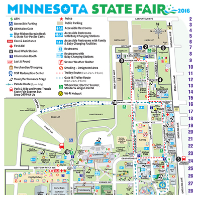 Click here for maps _ directions to the Fair