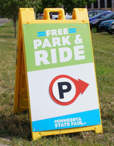 Free Park _ Ride