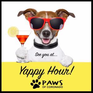 Yappy Hour dog