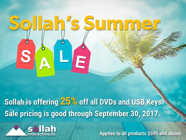 Summer Sale at Sollah_