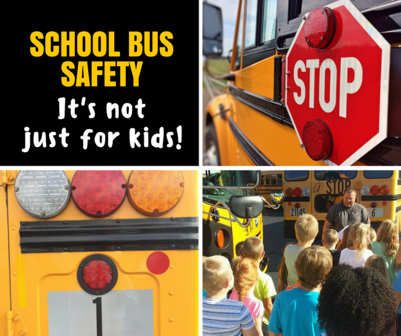 school bus safety it_s not just for kids