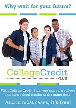 College Credit plus program image