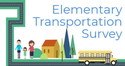 link to elementary transportation survey online