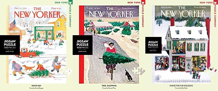 New Yorker Puzzles