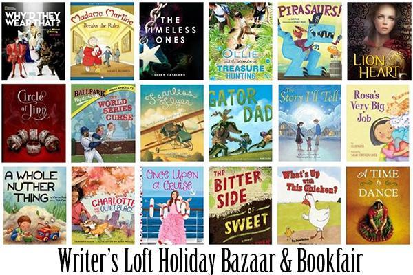 Writer_s Loft Holiday Bazaar _ Bookfair