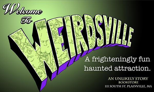 Welcome to Weirdsville