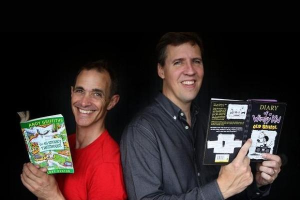 Andy Griffiths _ Jeff Kinney