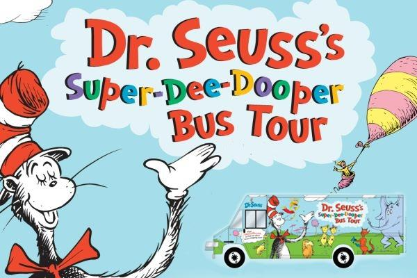 Dr. Seuss Bus Tour