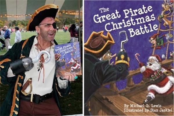 Pirate Christmas Storytime