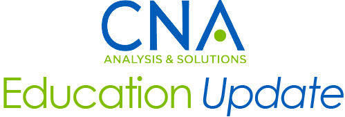 CNA Education Update Masthead
