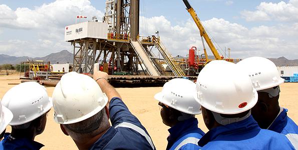 Oil & Gas Turkhana
