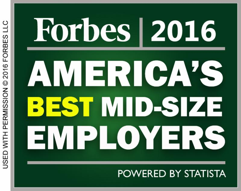 Forbes_ 2016 America_s Best Mid-Size Employers