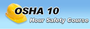 Image result for osha 10 hour training