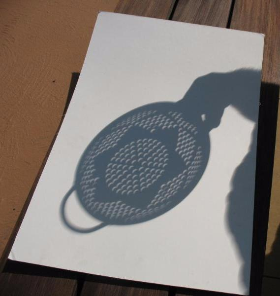 Eclipse image from Colander