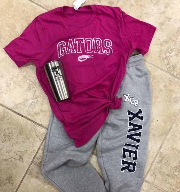 Gear - pink shirt