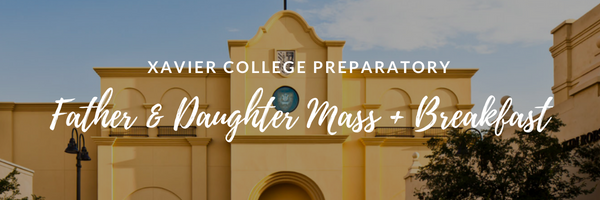 Father Daughter Mass & Breakfast