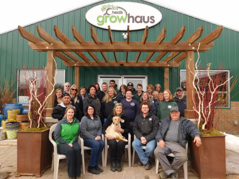 GrowHaus Personnel