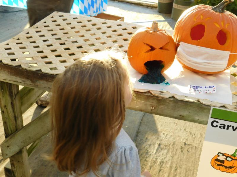 GrowHaus Pumpkin Carving