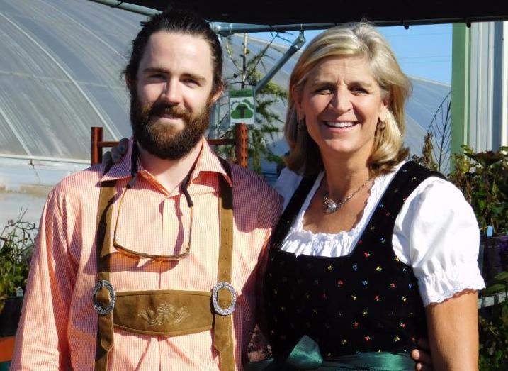 Oktoberfest at GrowHaus