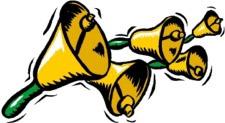 cartoon bells