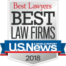 Best Lawyers Best Law Firms Badge