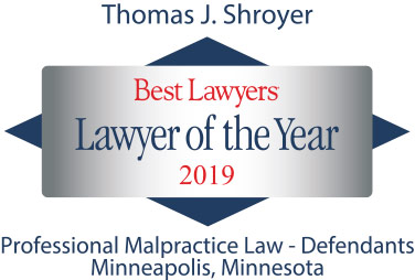 Tom Shroyer Lawyer of the Year 2019