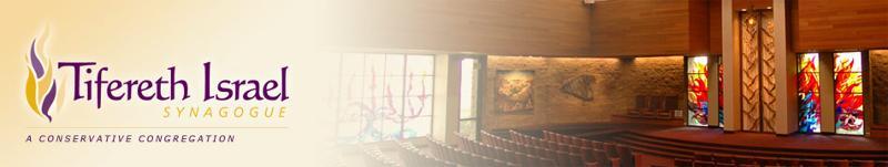 Tifereth Israel Synagogue, A Conservative Congregation