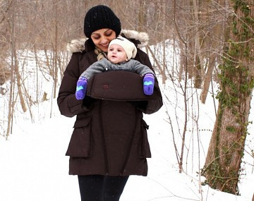 Baby-wearing & maternity coat sale is on! The M coat NEW Junah coats!