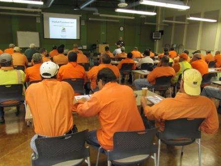 CalAPA class for City of Sacramento