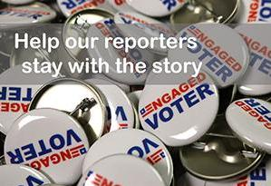 Help our reporters stay with the story