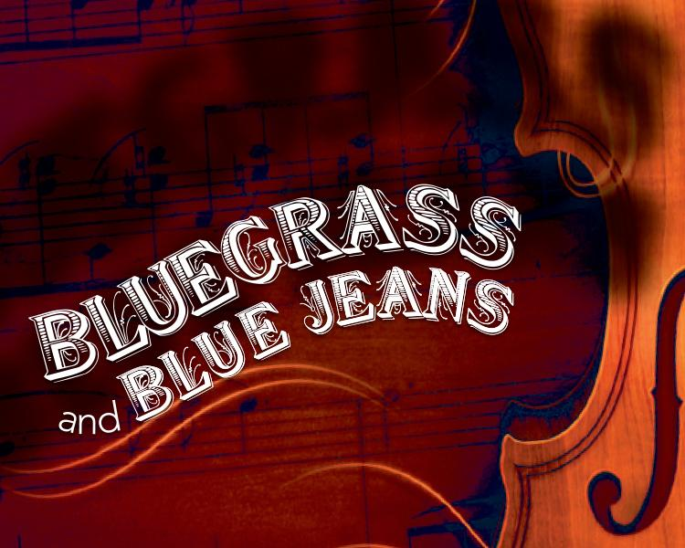 Bluegrass and blue jeans