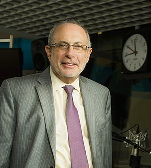 Robert Siegel in studio