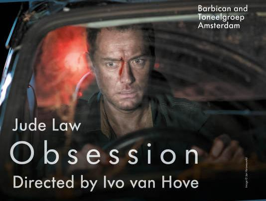 Jude Law in Obsession