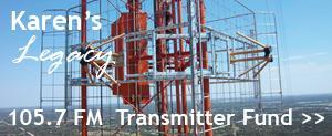 Karen's Legacy transmitter fund