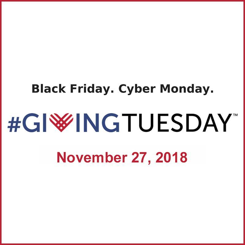 GivingTuesday November 27