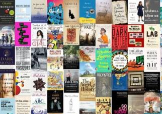 collage of book dist jackets