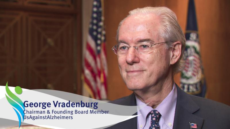 George Vradenburg picture Chairman and Founding Board Member Us Against Alzheimers